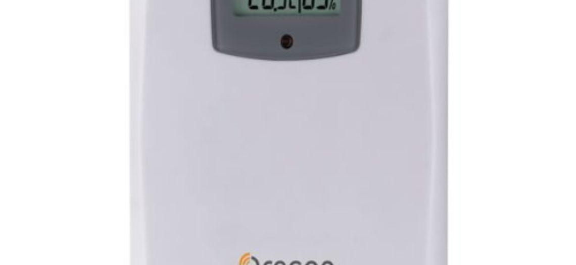 [Bon Plan] Oregon Scientific THGR 122 NX Détecteur de température/humidité