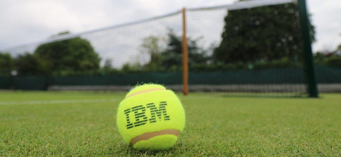 Notre Veille : IBM utilisera l'IA pour produire des meilleurs moments de Wimbledon