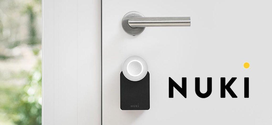 Notre Veille : NUKI : Découverte, installation et programmation de la serrure connectée