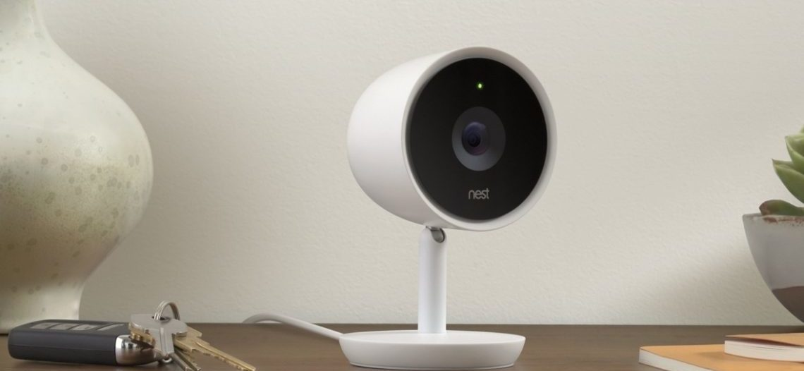 Notre Veille : Nest Cam IQ – Une caméra connectée toujours plus intelligente