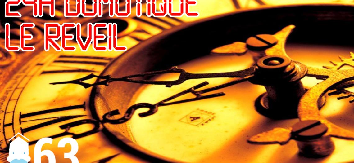 Notre Veille : [Humour] 24H Domotique – Partie 1 Le réveil