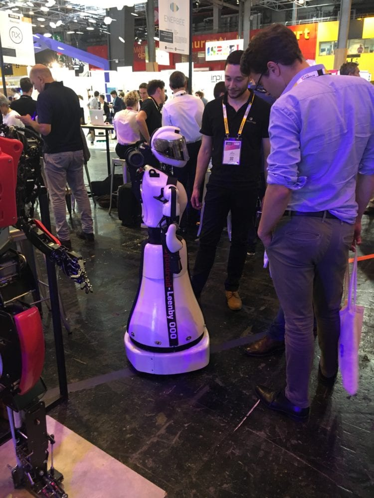 Retour sur la salon vivatechnology 2017 de paris for Salon de paris 2017