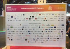 Retour sur la salon Vivatechnology 2017 de Paris