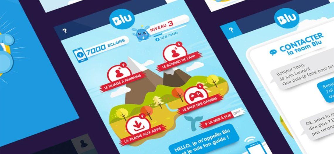 Notre Veille : Blu, la tentative de forfait mobile 4G gratuit venue de Prixtel