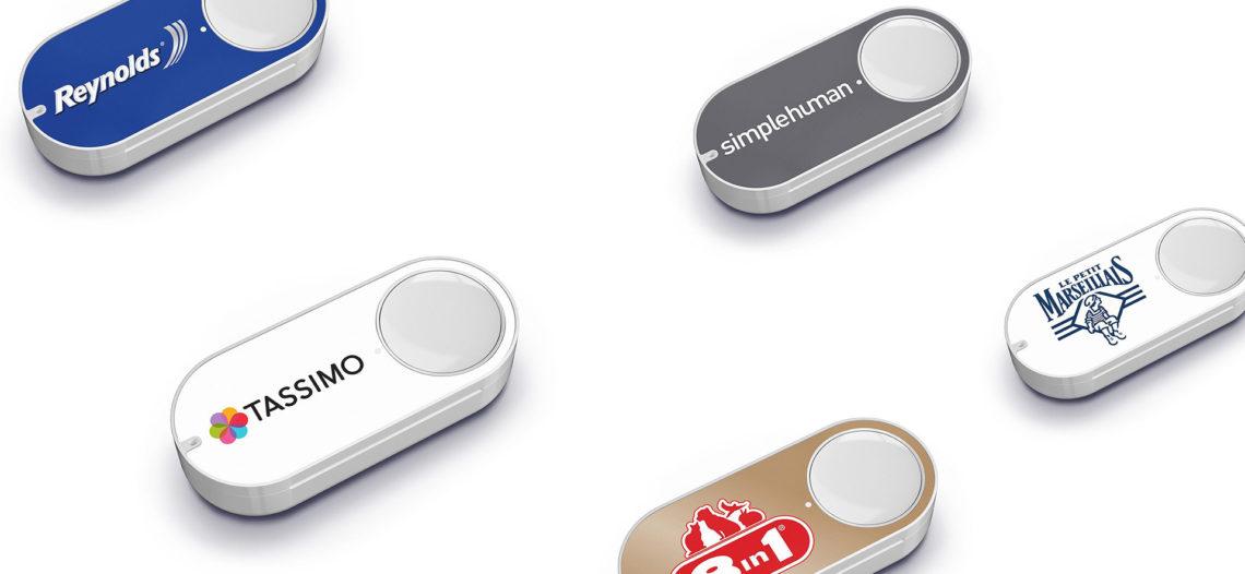 Notre Veille : On veut rencontrer la personne qui possède les 52 boutons Amazon Dash – Tech