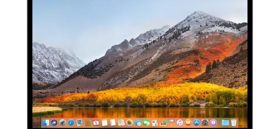 Notre Veille : Comment installer la version bêta publique de macOS 10.13 High Sierra