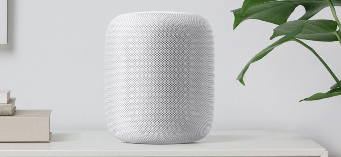 """Notre Veille : Apple annonce un assistant vocal Homepod, et de nouvelles fonctions domotiques<span class=""""wtr-time-wrap after-title""""><span class=""""wtr-time-number"""">1</span> min de lecture pour cet article.</span>"""