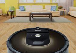 Notre Veille : iRobot dévoile sa nouvelle gamme de robots aspirateurs Roomba connectés