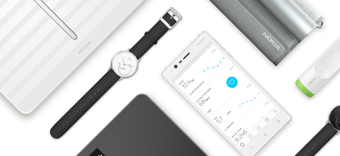 Notre Veille : Withings devient Nokia
