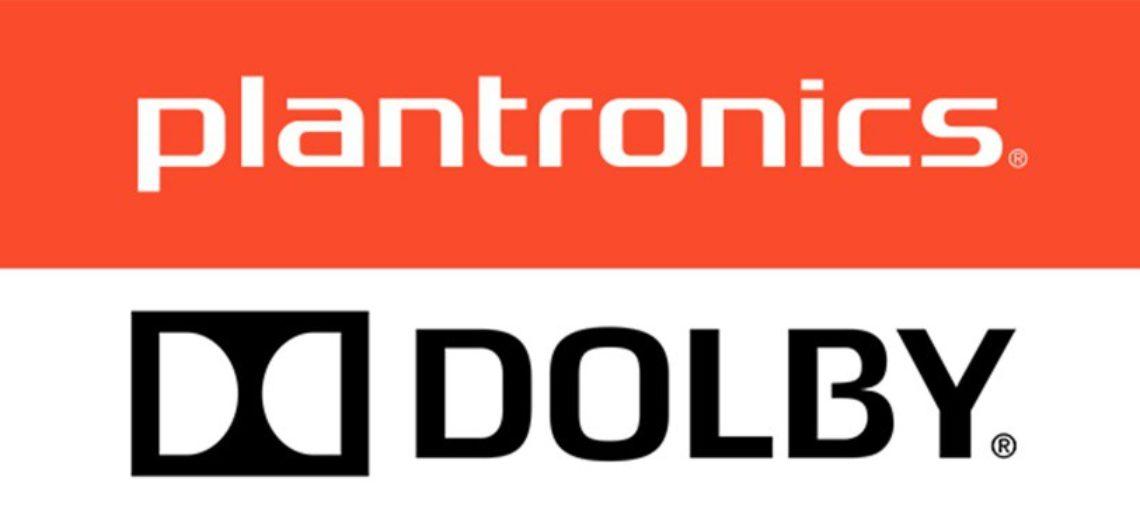 Notre Veille : Plantronics et Dolby s'associent pour lancer 3 casques gaming Atmos