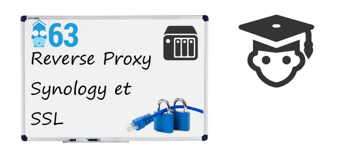 Notre Veille : Reverse Proxy sur Nas Synology et SSL
