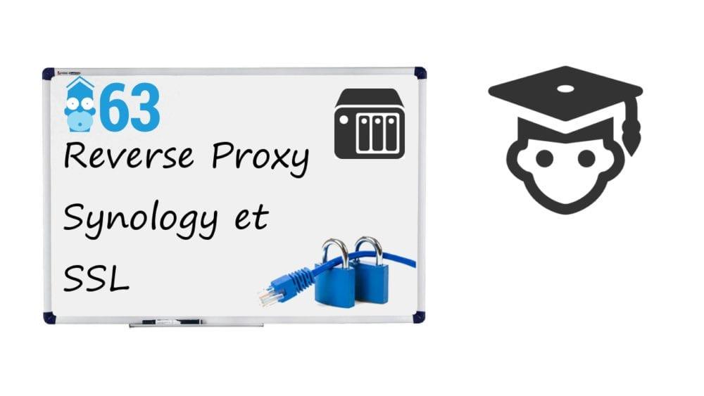 Notre Veille : Reverse Proxy sur Nas Synology et SSL - Blog