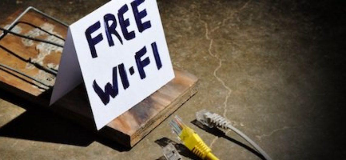 Notre Veille : Que faire quand on n'arrive pas à tomber sur le portail captif d'une borne wifi publique ?