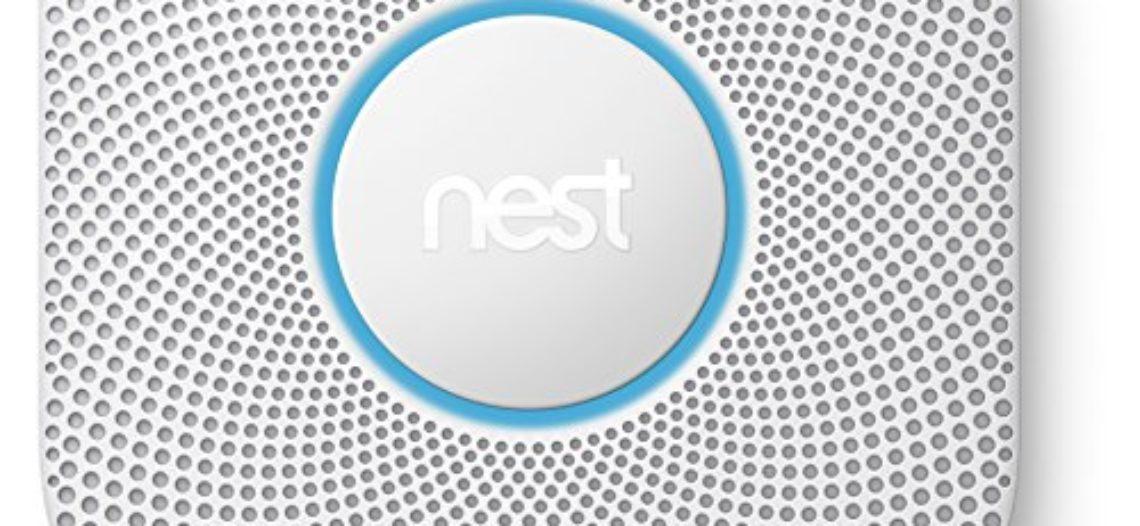 [Bon Plan Fibaro] Nest Protect 2ème génération, détecteur de fumée et monoxyde de carbone, (à Piles)