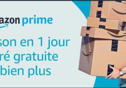 Préparez vous pour le PrimeDay d'Amazon !