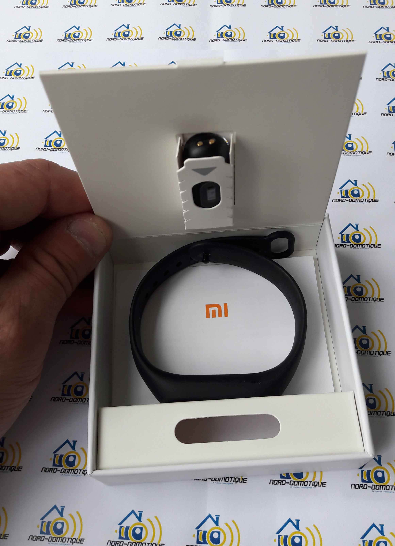 MiBand2-4 Test du bracelet XIAOMI MI BAND 2