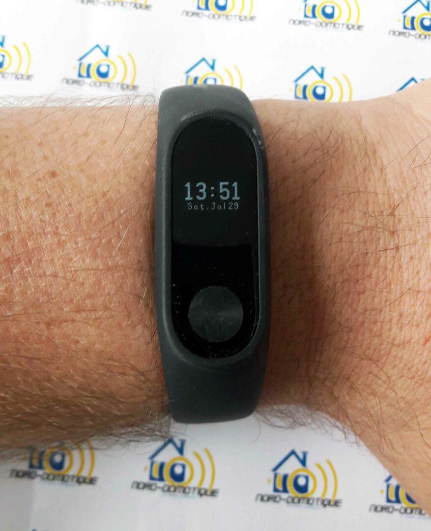MiBand2-5 Test du bracelet XIAOMI MI BAND 2