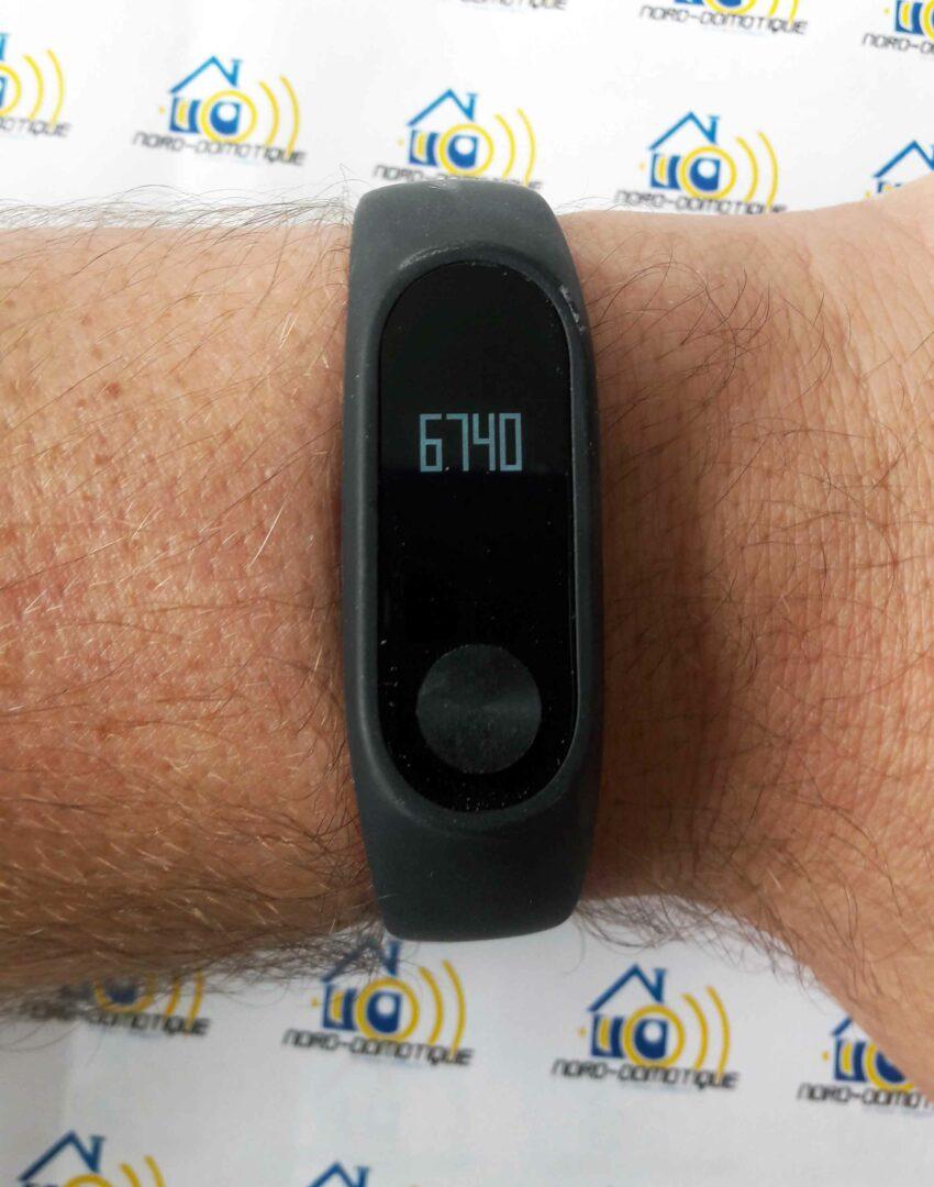 MiBand2-6 Test du bracelet XIAOMI MI BAND 2