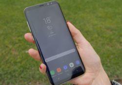 Notre Veille : le smartphone utilisera le même écran que le Galaxy S8