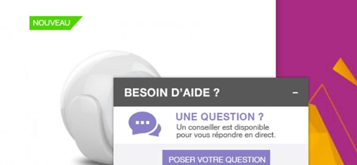 Notre Veille : Domadoo se met au Chat en ligne pour toujours plus de services