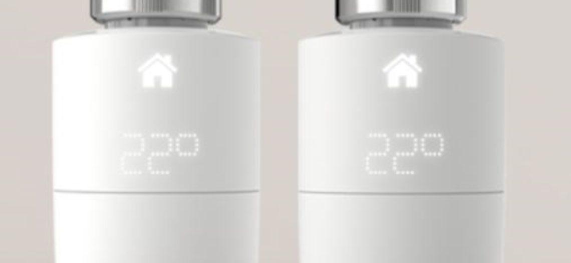 Test des têtes thermostatiques intelligentes TADO – Partie 2