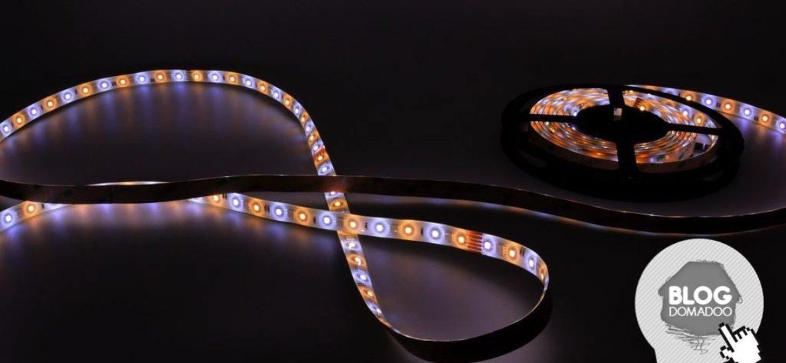 Notre Veille : Illuminez votre foyer à volonté via le bandeau de Led connecté Aeon Labs