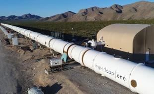 notre-veille-premier-test-complet-reussi-pour-hyperloop-one Notre Veille : Premier test complet réussi pour Hyperloop One