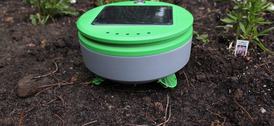 """Notre Veille : Tertill, le robot solaire qui désherbe votre jardin<span class=""""wtr-time-wrap after-title""""><span class=""""wtr-time-number"""">1</span> min de lecture pour cet article.</span>"""
