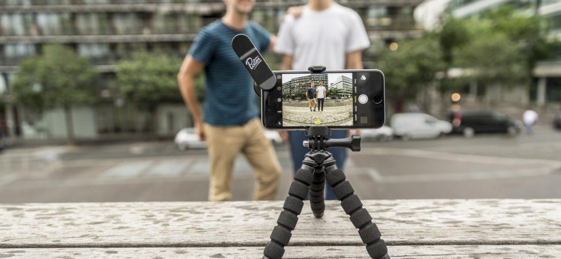 Notre Veille : Trépieds rigide et flexible Pixter pour smartphone, adaptés à toutes les situations !