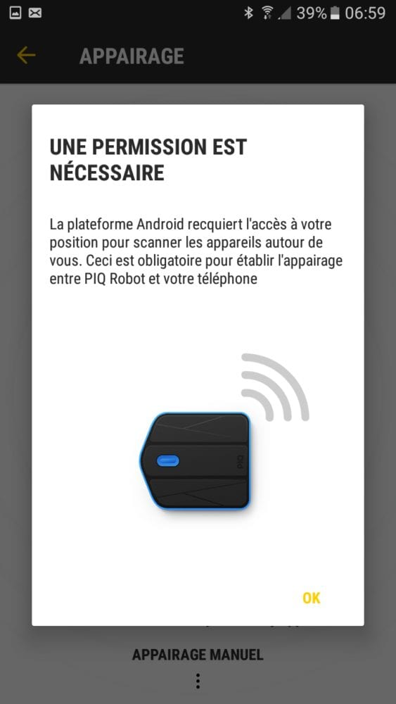 23 Test du PIQ Robot Blue - Boxing Sensor System par PIQ et Everlast