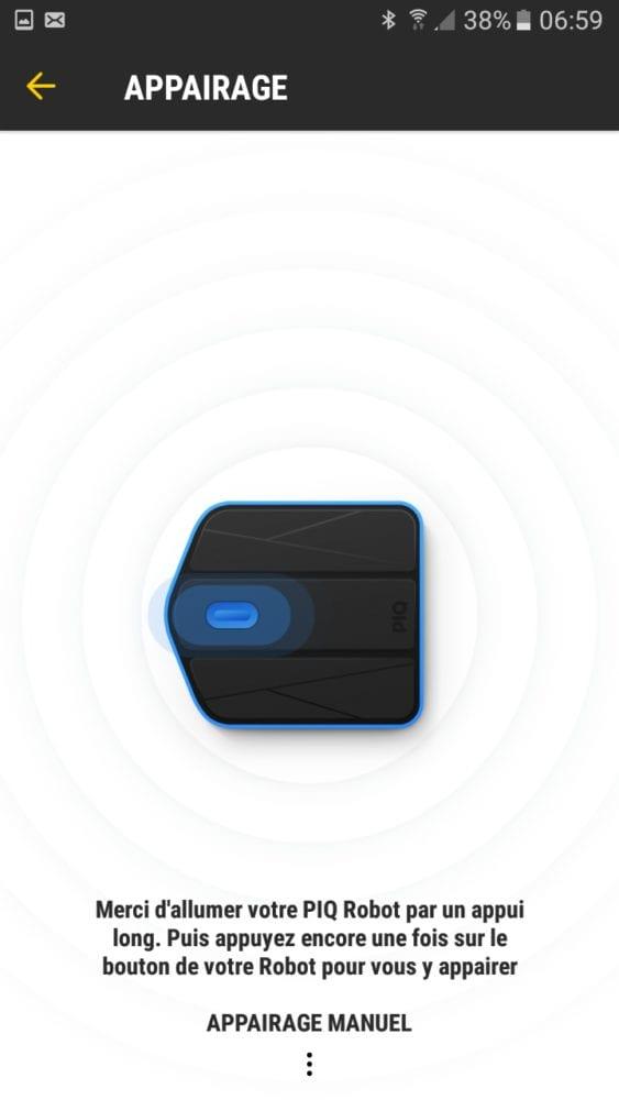 24 Test du PIQ Robot Blue - Boxing Sensor System par PIQ et Everlast