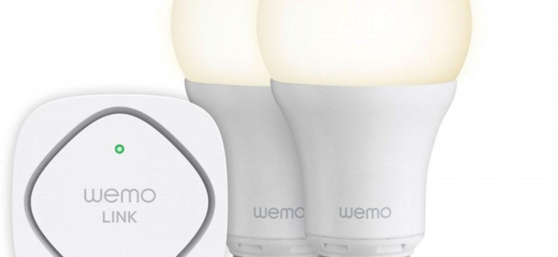 A relire : Présentation et test du kit WeMo LED Smart Light de chez Belkin