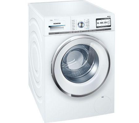 notre veille siemens connecte son lave linge iq800. Black Bedroom Furniture Sets. Home Design Ideas