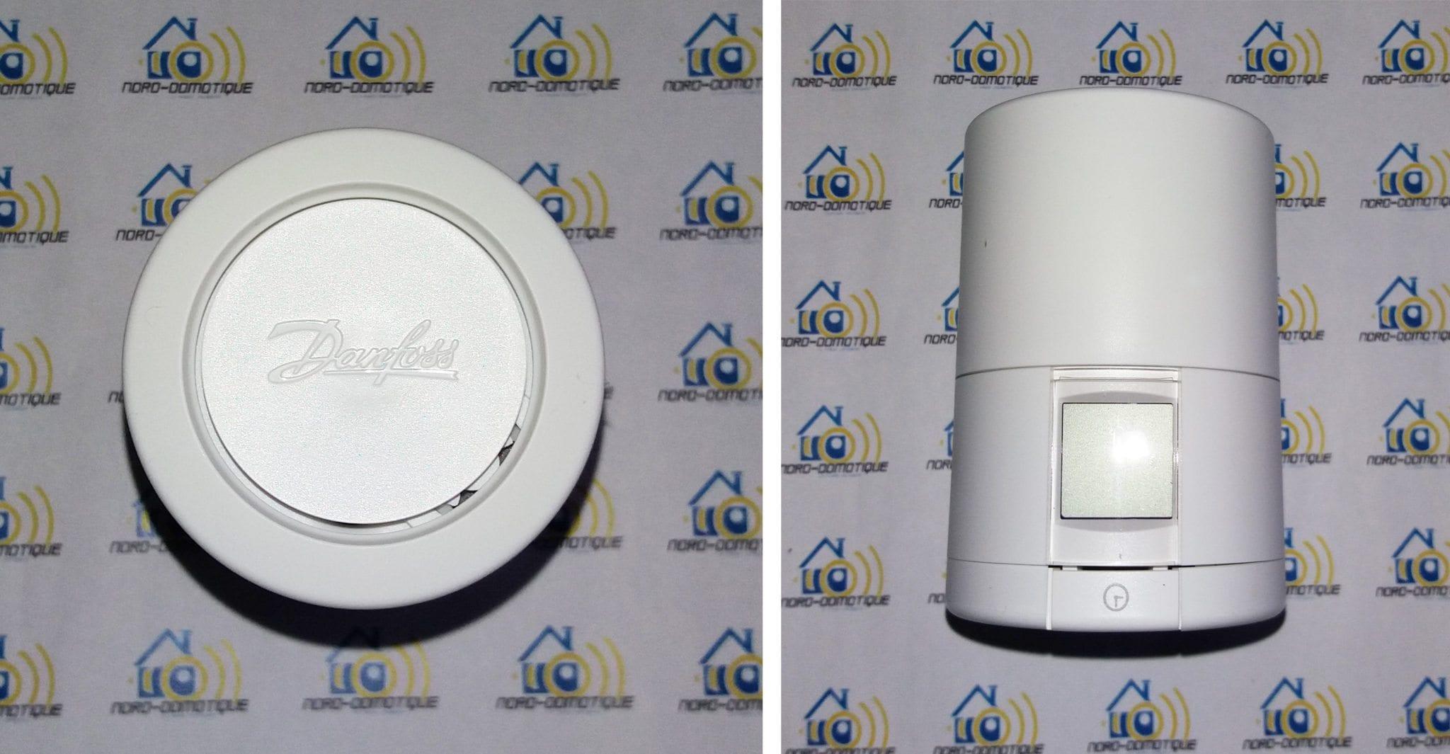 04 Test de la tête thermostatique Danfoss Eco Bluetooth
