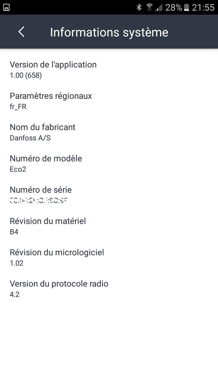 24 Test de la tête thermostatique Danfoss Eco Bluetooth