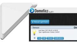 Notre Veille : Domoticz : Configuration du capteur d'ouverture ZW112 d'AEON LAB