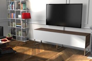 MYTVSTAND-356-237 My TV Stand Topline le meuble TV réinventé par Meliconi