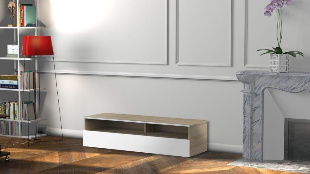 Meliconi-MyStandTV_04-1000x562 My TV Stand Topline le meuble TV réinventé par Meliconi