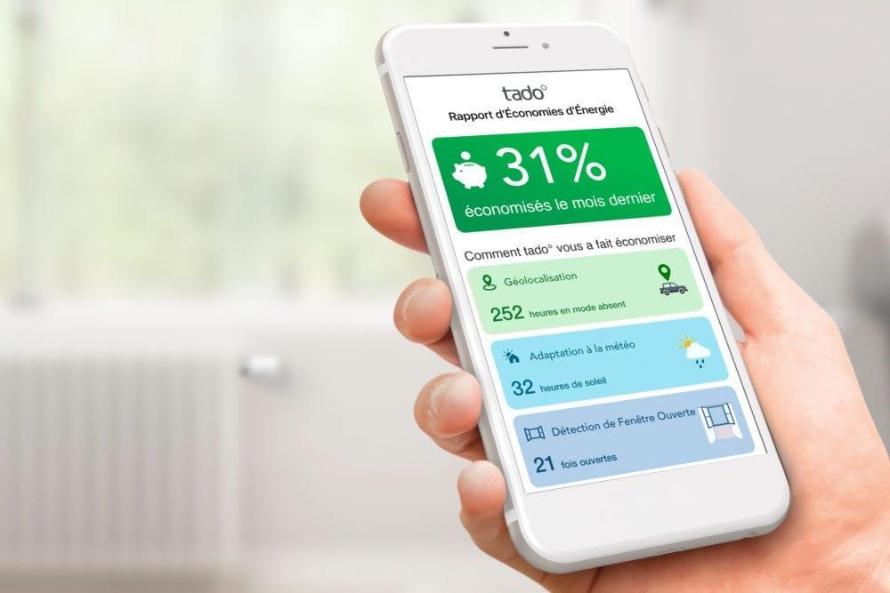 tadoº_Energy-Savings-Report_FR-1000x667 Découvrez les nouveautés des chez Tado