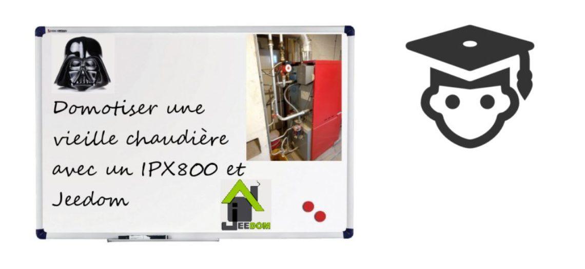 """Notre Veille : Domotiser une vieille chaudière et Usage dans Jeedom<span class=""""wtr-time-wrap block after-title""""><span class=""""wtr-time-number"""">1</span> min de lecture pour cet article.</span>"""