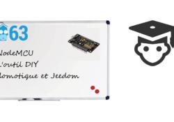 Notre Veille : NodeMCU, l'outil du DIY en domotique, son intégration dans Jeedom