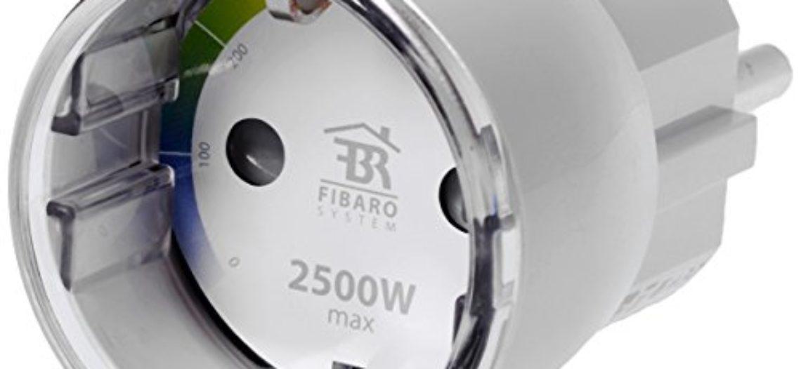 414CqddlwtL-1140x526_c [Bon Plan Fibaro] Fibaro Prise Type F compatible avec Smartphone Blanc