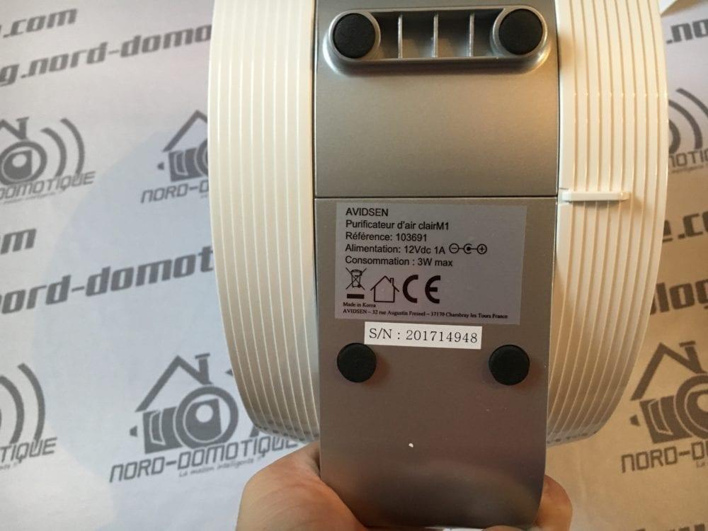 """Avidsen-ClairM1-2896-1000x750 Test du purificateur d'air """"Clair-M1"""" de chez Avidsen"""