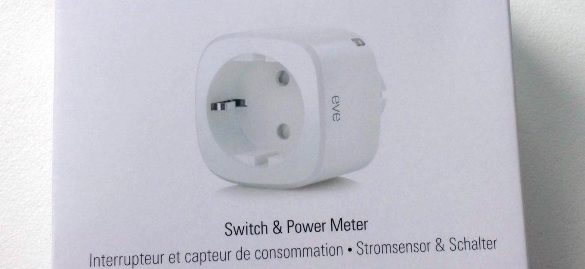 Elgato Eve Energy la prise connectée compatible HomeKit