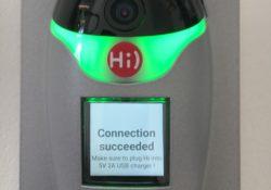 La start-up Marseillaise Fenotek présente Hi) l'interphone vidéo  intelligent au CES2018