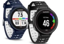 Test de la montre Garmin 630