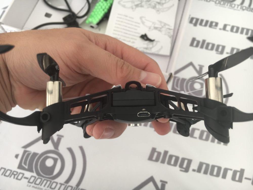 Parrot-Mambo-e1507480458179-1000x750 Test du Drone Mambo de chez Parrot, le drone idéal pour débuter !