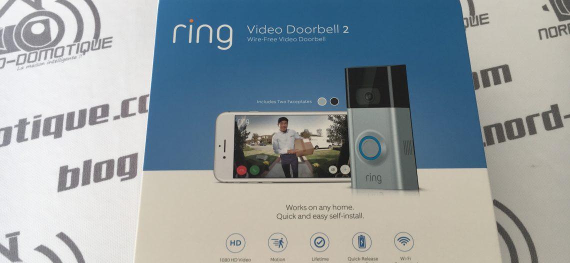 """Test du portier vidéo Wifi Ring Doorbell 2<span class=""""wtr-time-wrap block after-title""""><span class=""""wtr-time-number"""">7</span> min de lecture pour cet article.</span>"""