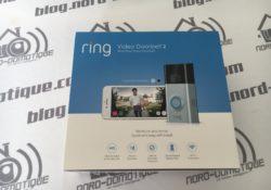 Test du portier vidéo Wifi Ring Doorbell 2