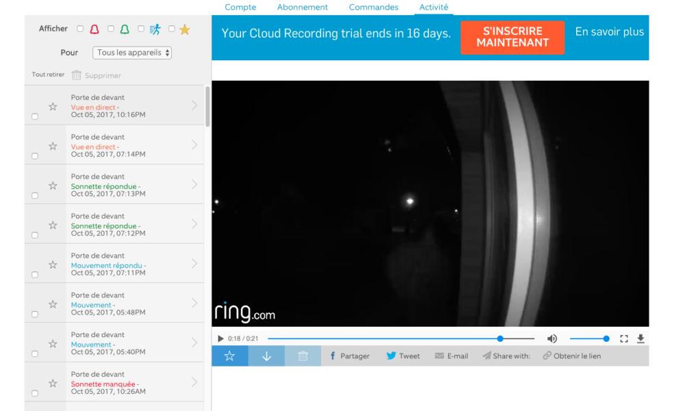 Ring-d'écran-2017-10-05-à-22.32.04-1000x600 Test du portier vidéo Wifi Ring Doorbell 2